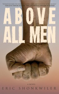 Above All Men Official Front Cover